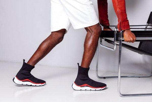 Alex De Pase urban shoes