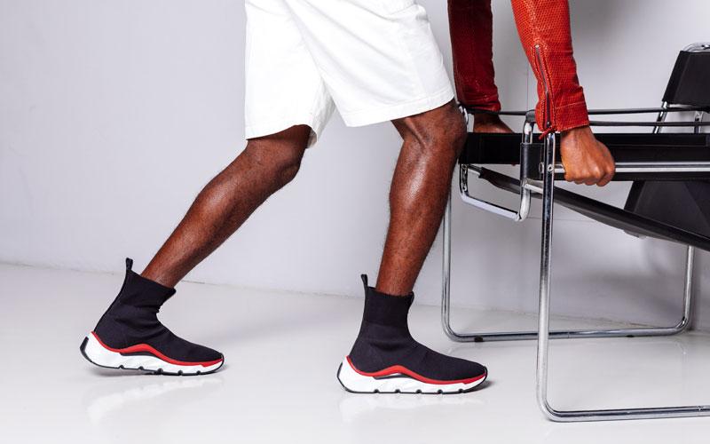 Alex De Pase urban shoes: a new concept of footwear